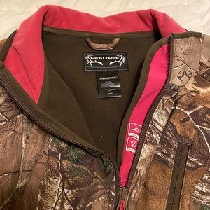 Women's camo jacket